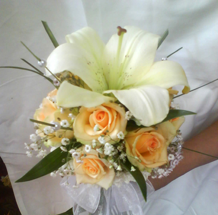 Bridal Bouquet - Fairy