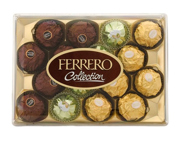 Ferrero Rocher Chocolates (168 g)