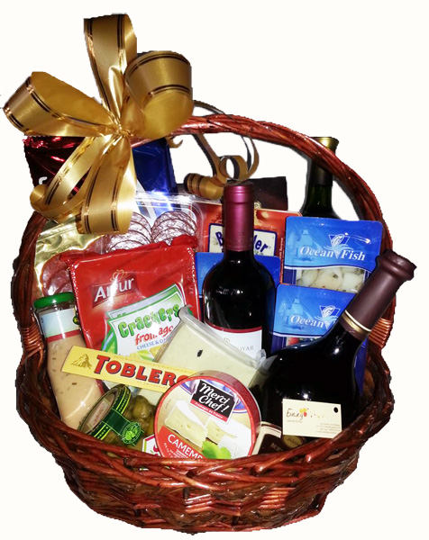 Special Gourmet Basket - wholesale