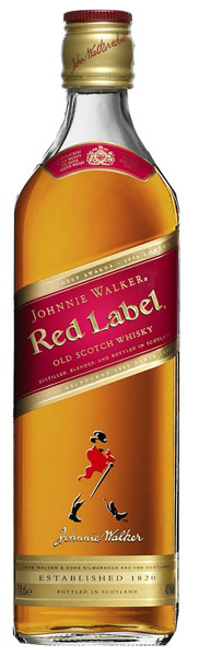 Уиски - Johnnie Walker Red Label