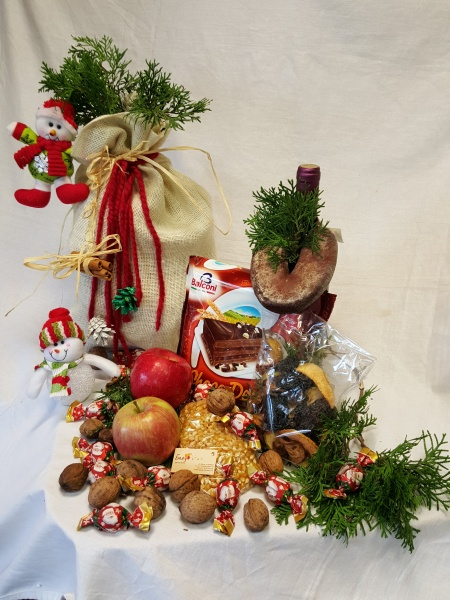 Christmas bag - Bulgarian Tradition
