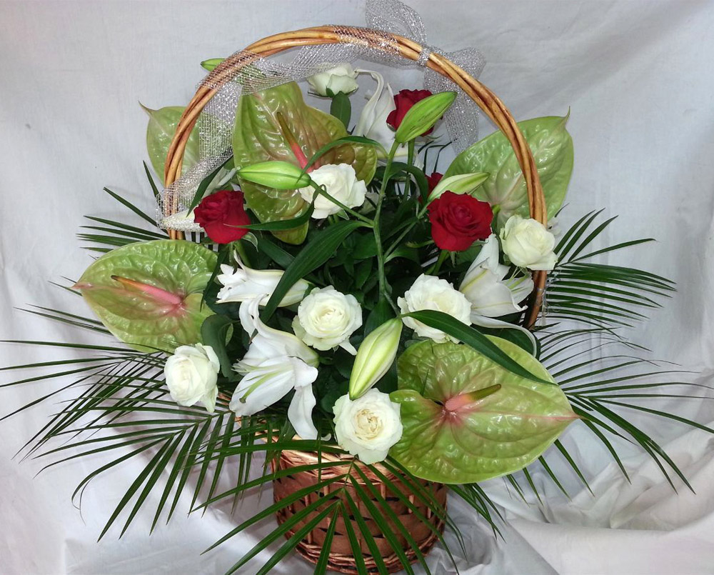 Flower Basket - Nivyani