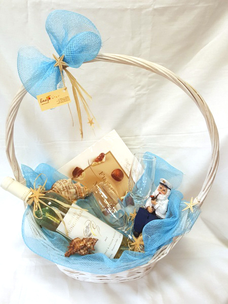 "Basket ""Sea Breeze"""