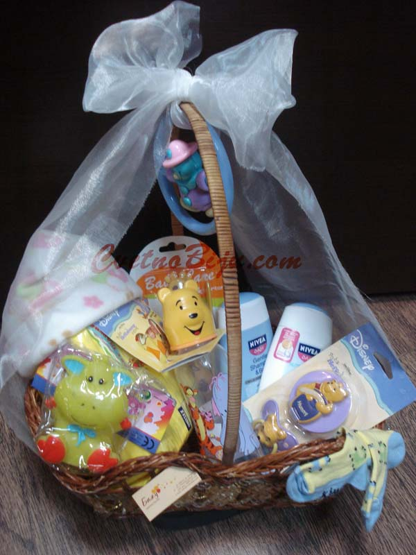 Gift Basket -Happy Baby
