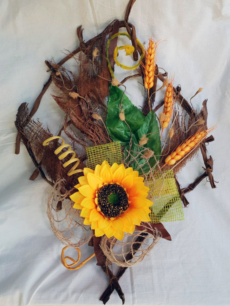 Wall Hanging - Sunflower