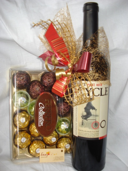 Red Wine and Chocolates