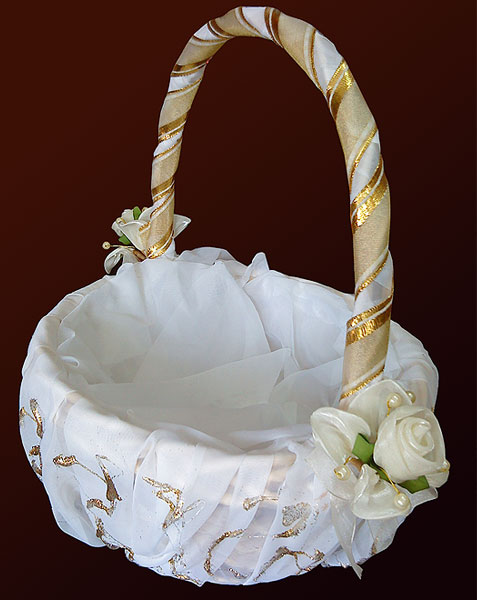 Send A Wedding Gift Basket : Wedding Basket