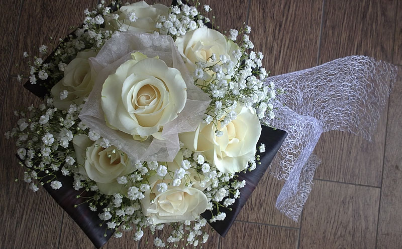 Wedding bouquet № 3