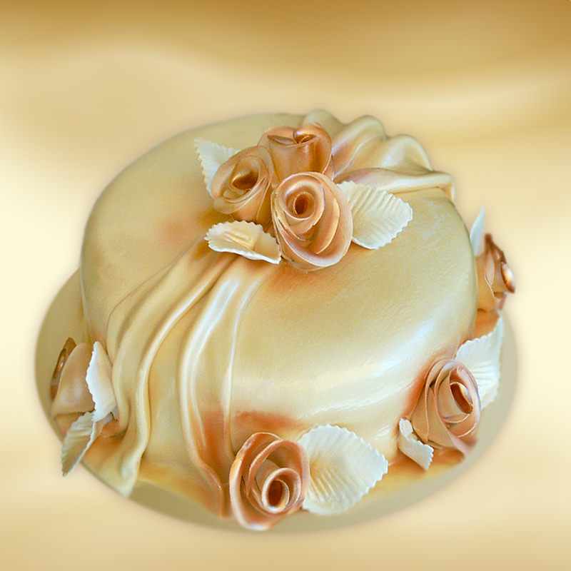 Cake - Roses for you!