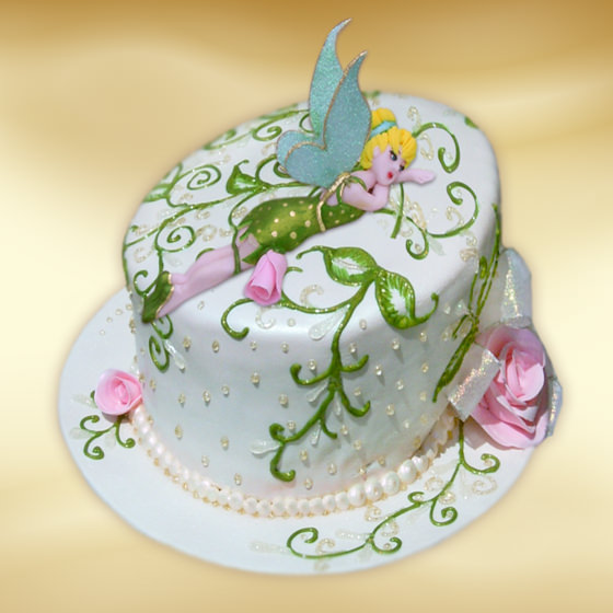 Forest Fairy Cake